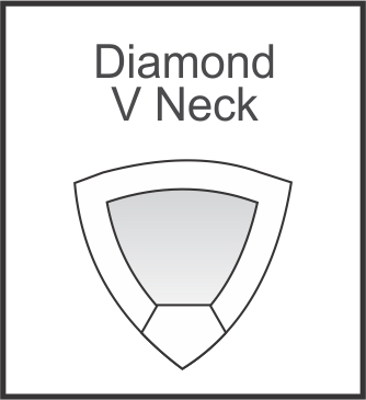 Diamond V Neck